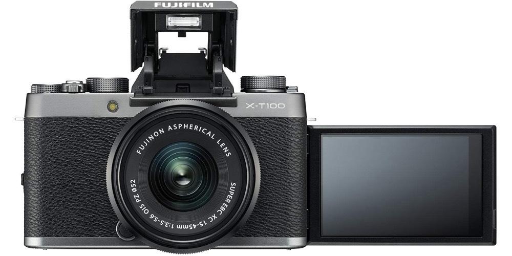Fujifilm X-T100 Image