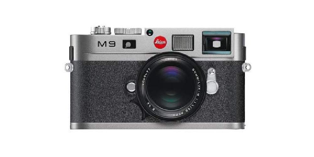 Leica M9 Digital Rangefinder Camera Image