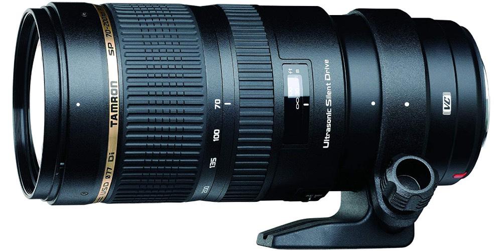 Tamron SP 70-200mm f/2.8 DI VC USD Image