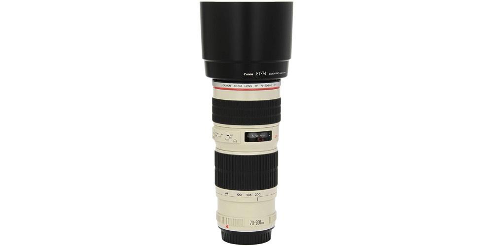 Canon EF 70-200mm f/4L USM Telephoto Zoom Lens Image