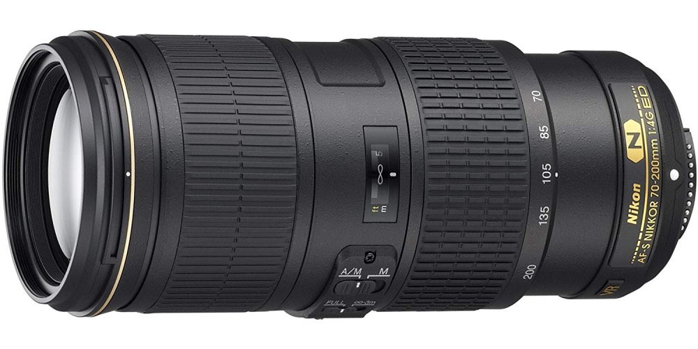 Nikon AF-S NIKKOR 70-200mm f/4G ED VR Image