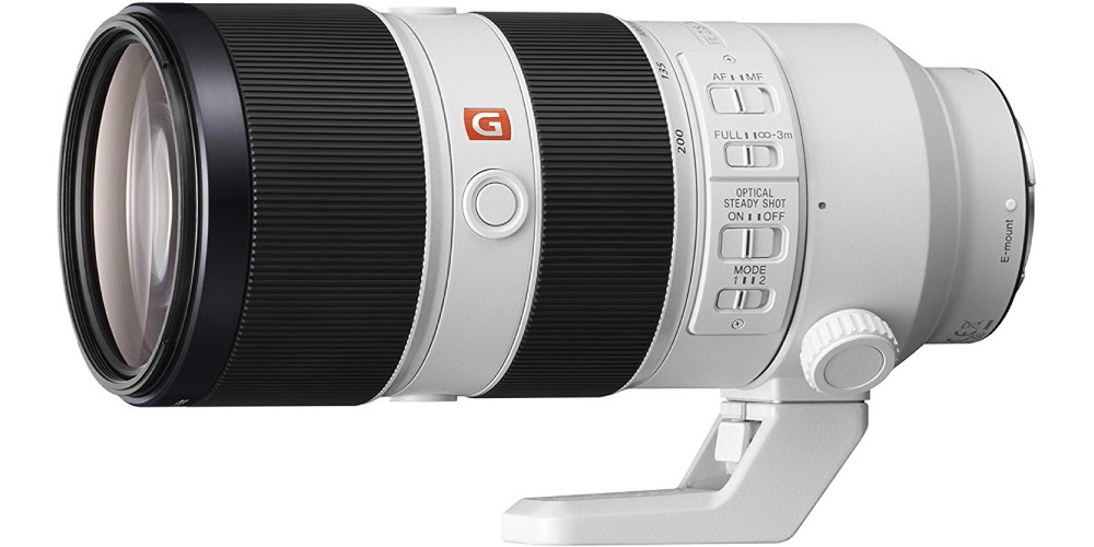 Sony 70-200mm f/2.8 Fixed Zoom G Master Lens Image