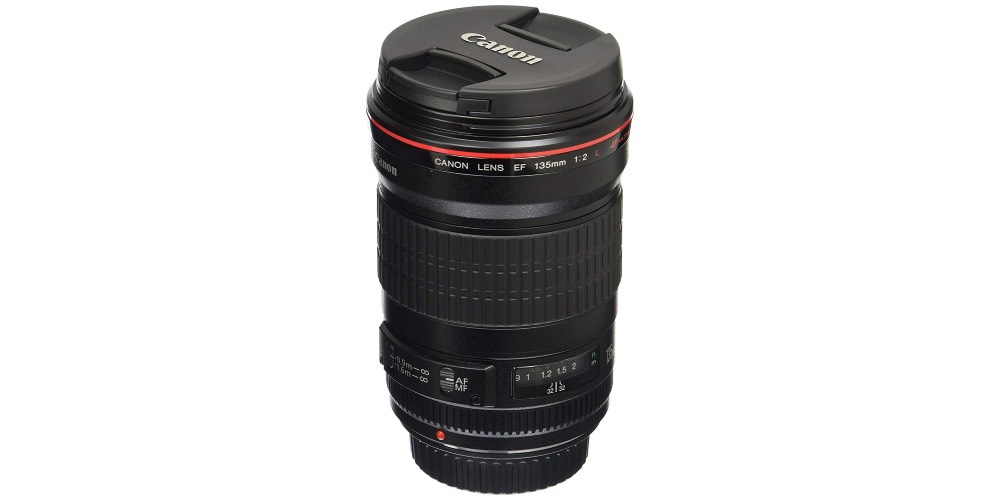 Canon EF 135mm f/2L USM Lens Image
