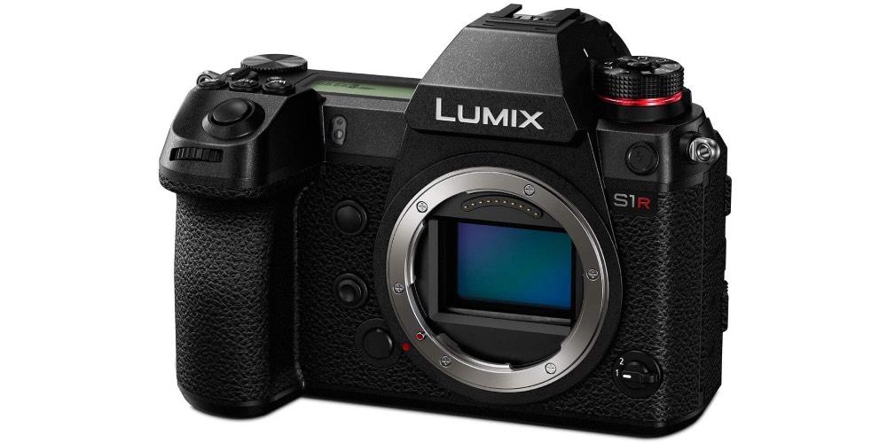 Panasonic LUMIX S1R Image
