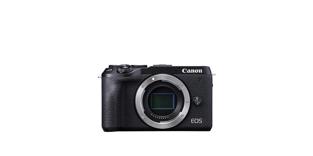 Canon EOS M6 Mark II Mirrorless Camera Image