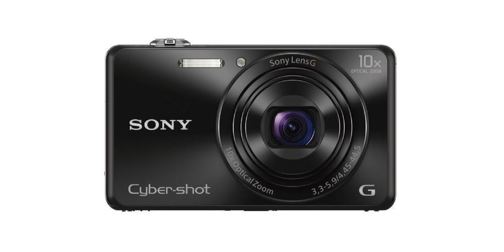 Sony DSCWX220/B 18.2MP Digital Camera  Image