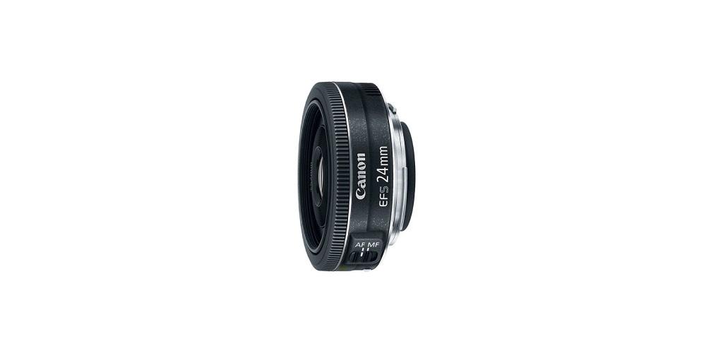 Canon EF-S 24mm f/2.8 STM Lens Image