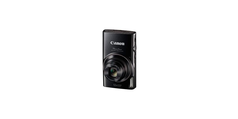 Canon PowerShot ELPH 360 Digital Camera Image