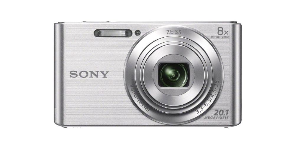 Sony DSCW830 20.1MP Digital Camera Image