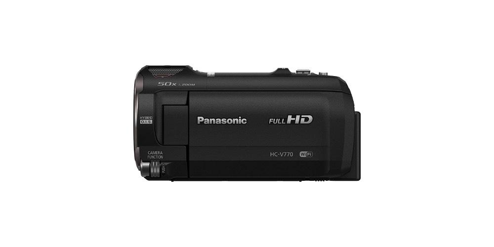 Panasonic HC-V770 HD Video Camera Camcorder Image