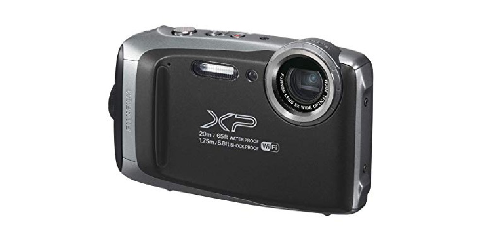 Fujifilm FinePix XP135 Rugged Waterproof Digital Action Camera Image