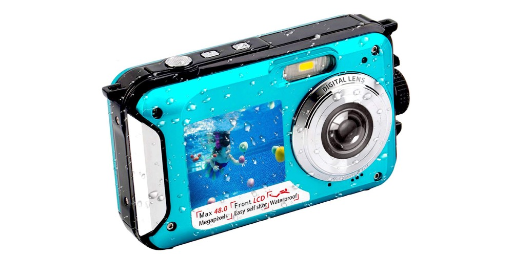 YISENCE Underwater Camera FHD  Image