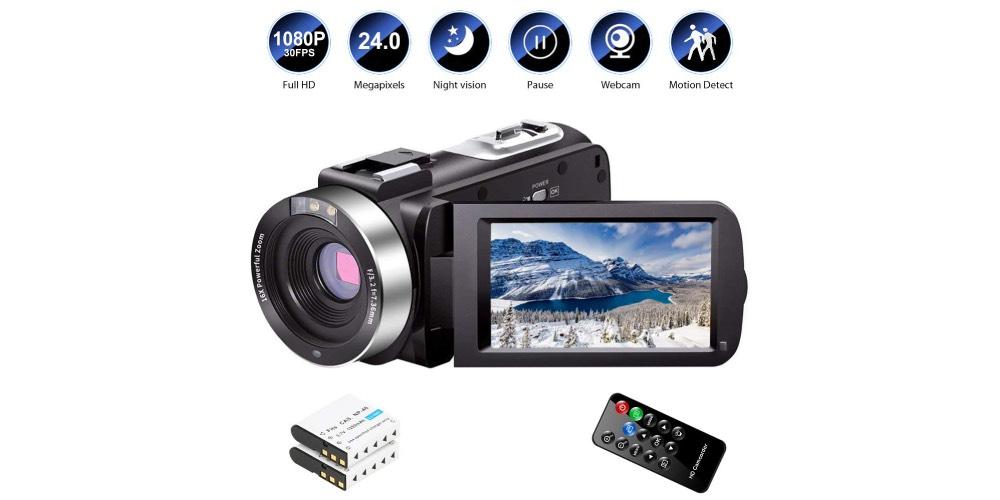 Video Camera Camcorder Full HD Image