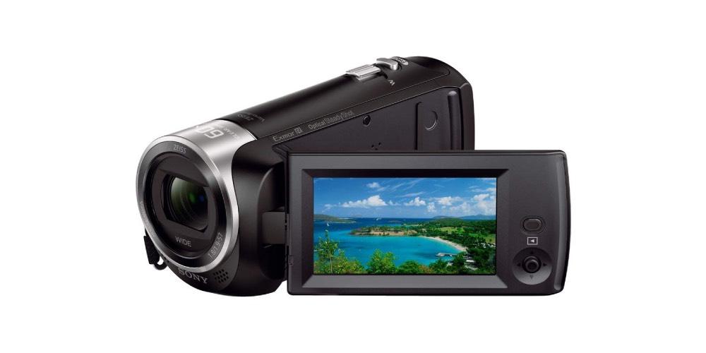 Sony - HDRCX405 HD Video Recording Handycam Camcorder Image