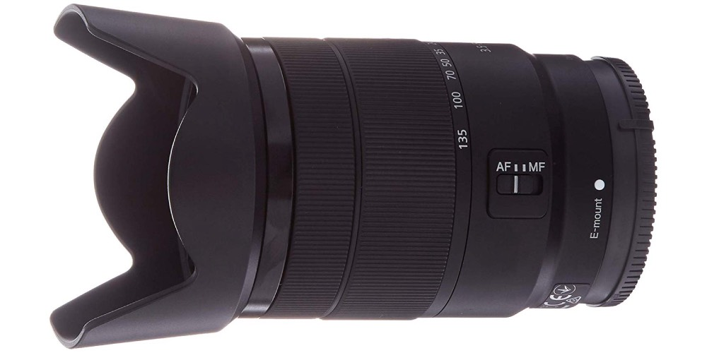 Sony 18-135mm Image
