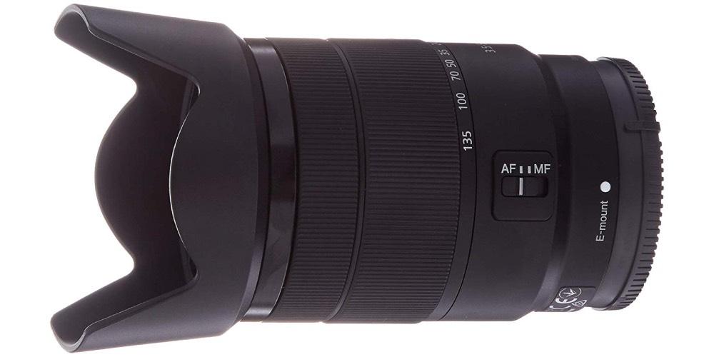 Sony 18-135mm Image