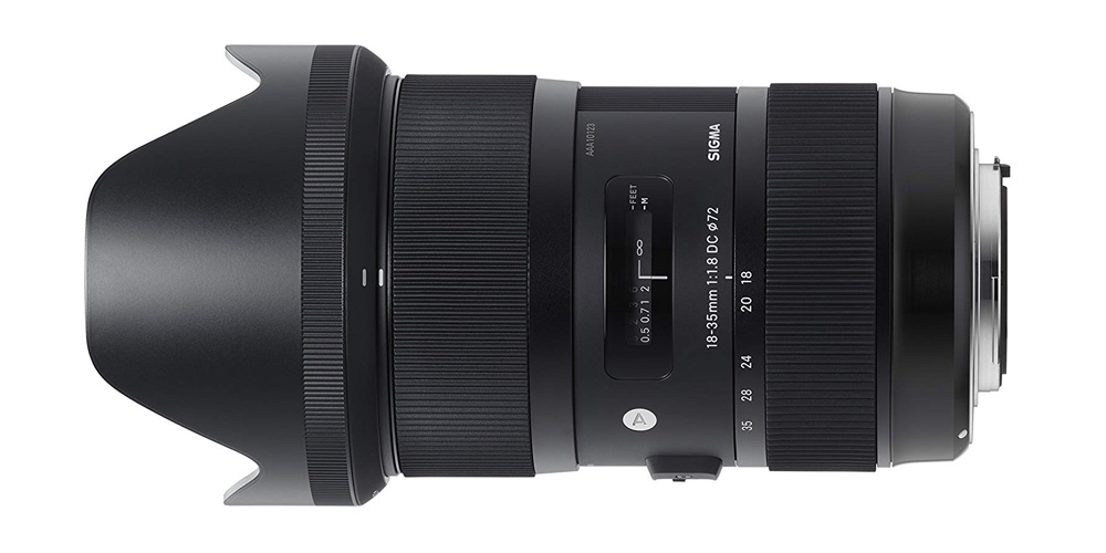 Sigma 18-35mm f/1.8 DC HSM Art image-2