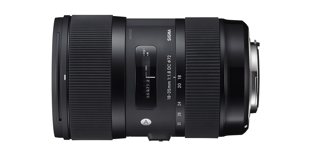 Sigma 18-35mm f/1.8 DC HSM Art image-1