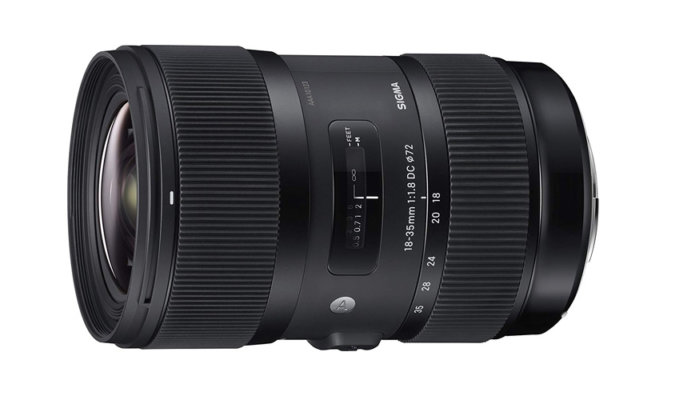 Sigma 18-35mm f/1.8 DC HSM Art image-3