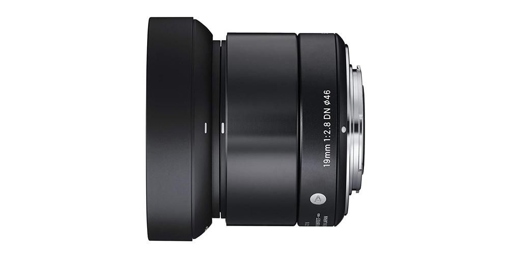 Sigma 19mm f/2.8 DN image-2