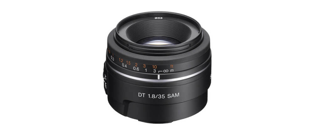Sony DT 35mm f/1.8 SAM image-1