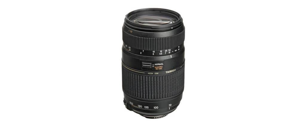 Tamron AF 70-300mm f/4-5.6 Di LD Macro Image 3