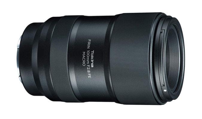 Tokina FiRIN 100mm f/2.8 FE Macro Lens image-1