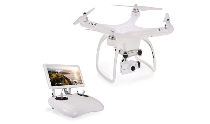 UPAIR One Quadcopter Image 1