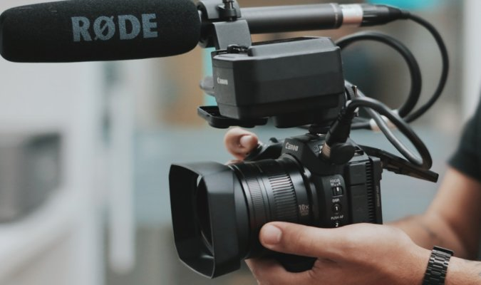 Best Camera Mounted Microphones Image
