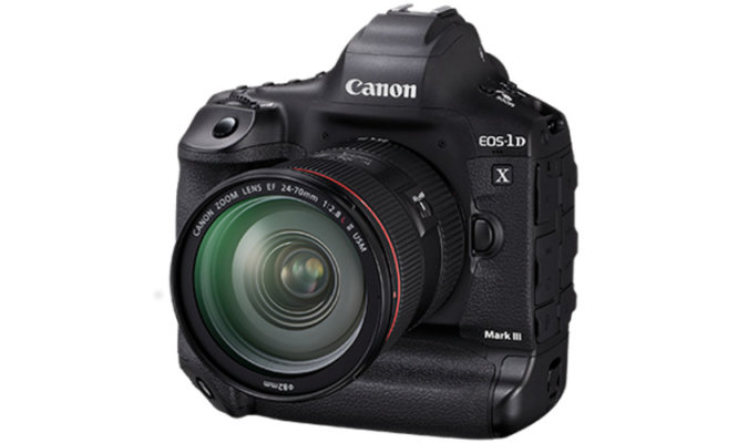 New Flagship Canon 1D X Mark III Unveiled 4