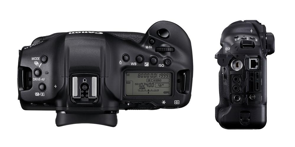 Canon EOS-1D X Mark III Image-2