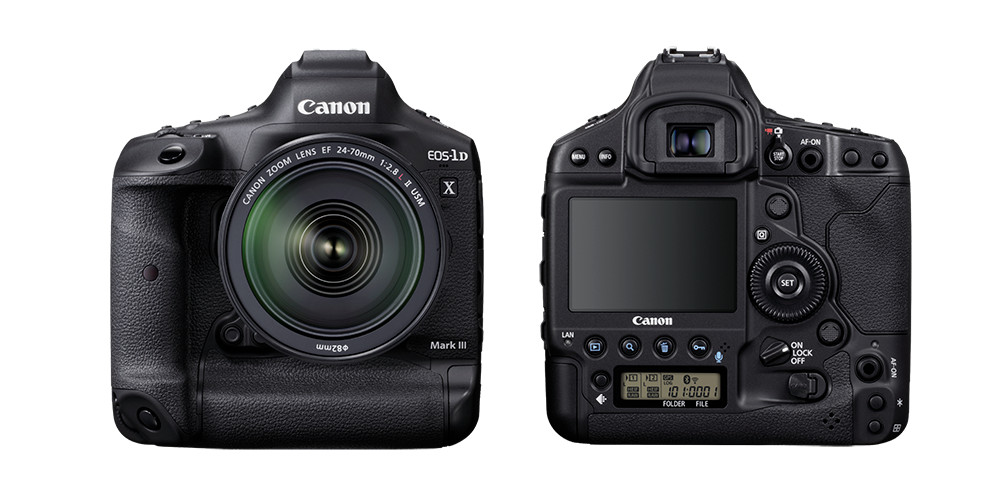 Flagship Canon EOS 1D X Mark III Image-3
