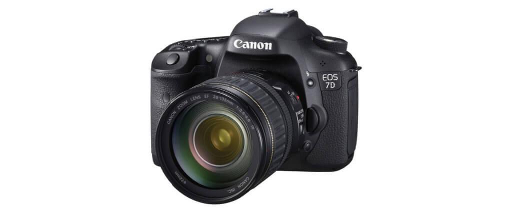 Canon EOS 7D Image 1