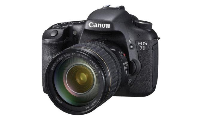 Canon EOS 7D image-1