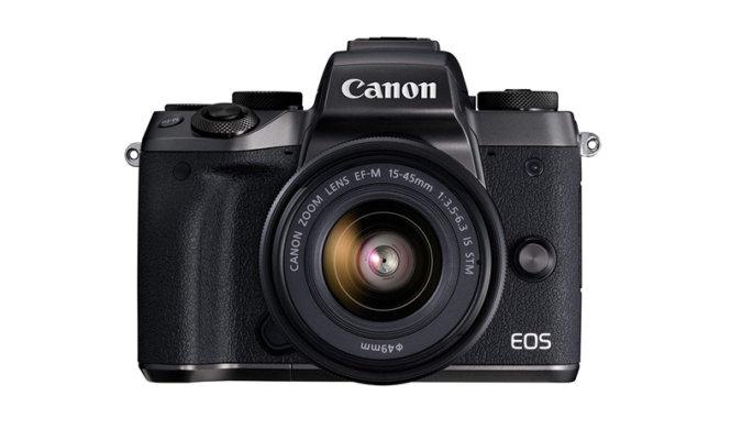 Canon EOS M5 Image 1