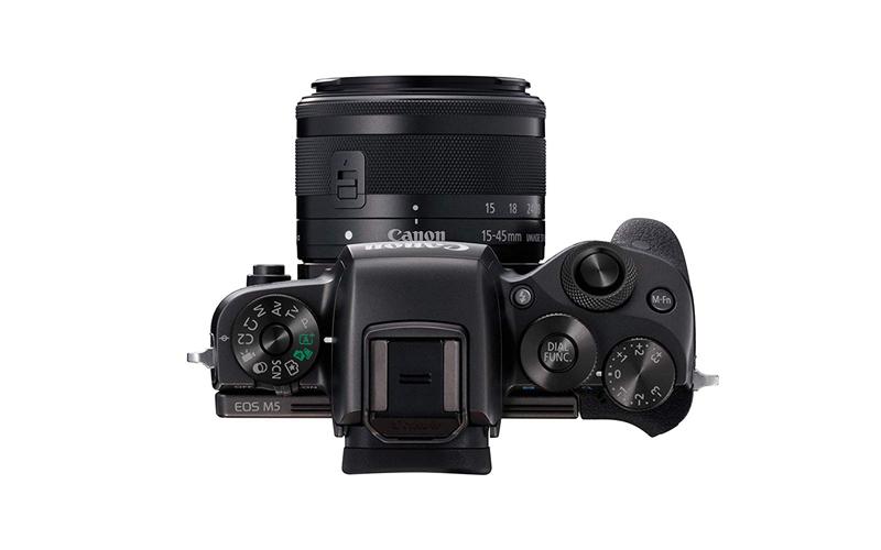 Canon EOS M5 Image 3
