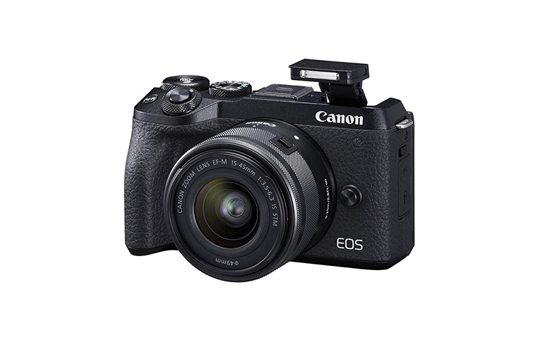 Canon EOS M6 Mark II Image 2