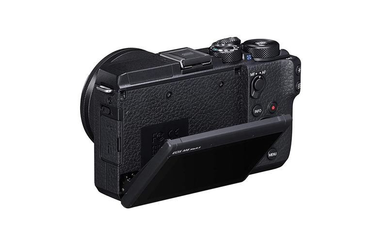 Canon EOS M6 Mark II Image 3