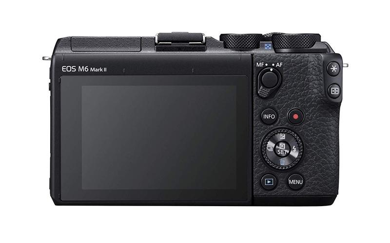 Canon EOS M6 Mark II Image 4