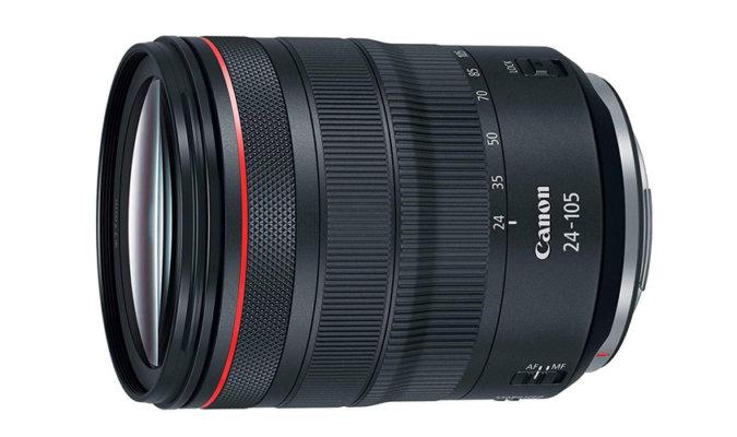 Canon RF 24–105mm f/4 L IS USM image-3