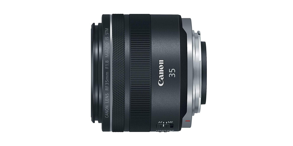 Canon RF 35mm f/1.8 MACRO IS STM Image 2