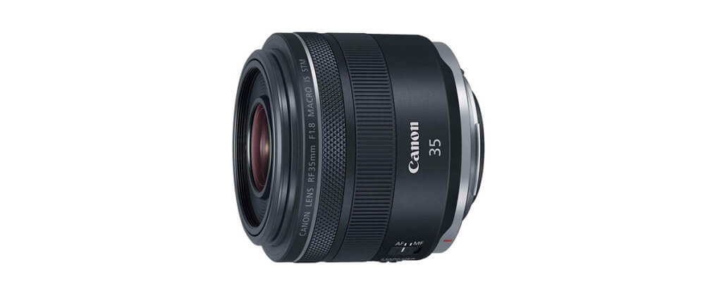 Canon RF 35mm f/1.8 MACRO IS STM Image 3