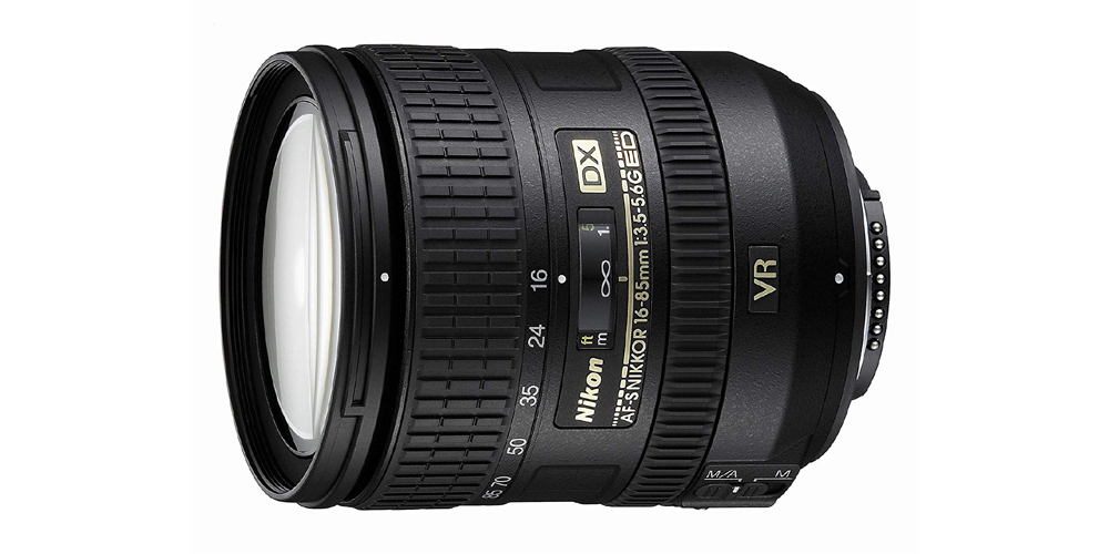 Nikon 16-85mm f/3.5-5.6G ED VR Image