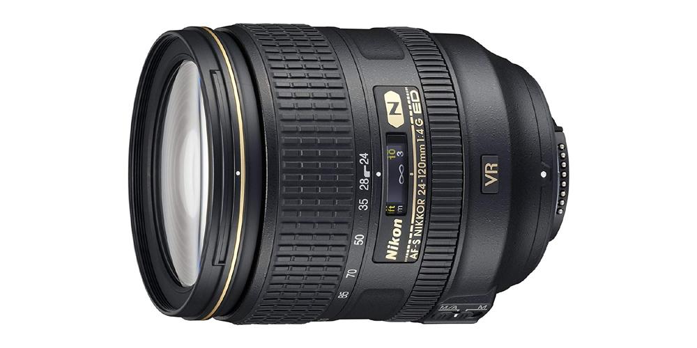 Nikon 24-120mm f/4 VR Image