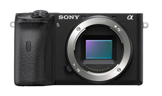 Sony A6600 Image-1