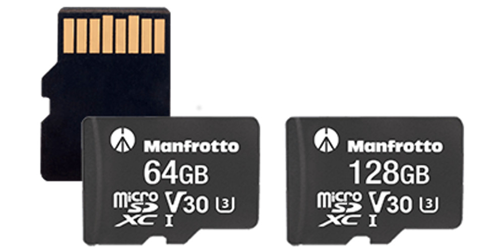 Manfrotto Pro Rugged Memory Cards Image-2