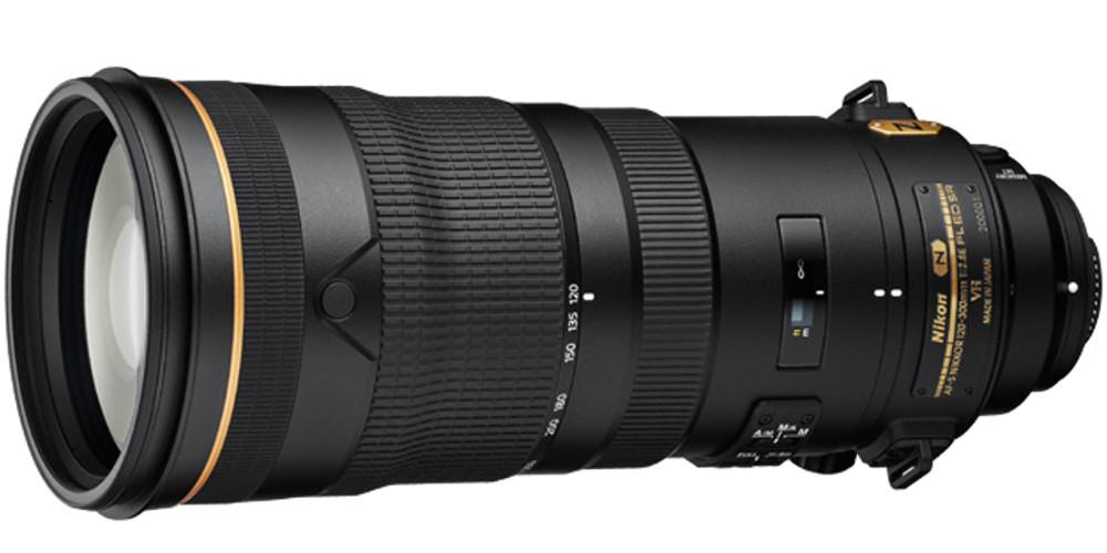 Nikon AF-S Nikkor 120-300mm f/2.8 FL ED SR VR Image-1