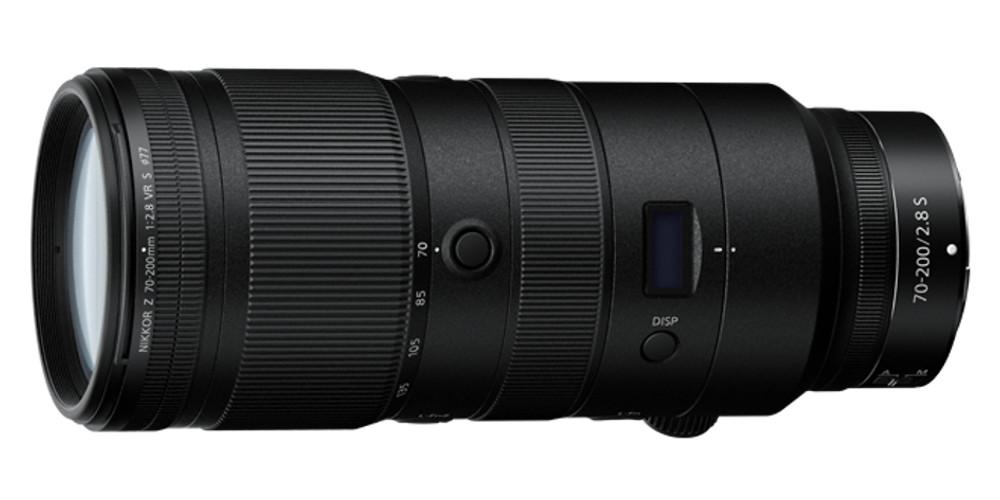 Nikon NIKKOR Z 70-200mm f/2.8 VR S Image-2
