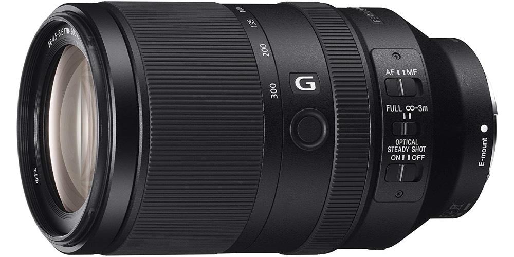 Sony Full-Frame E-mount 70-300mm f/4.5-5.6 G OSS Telephoto Zoom Lens Image