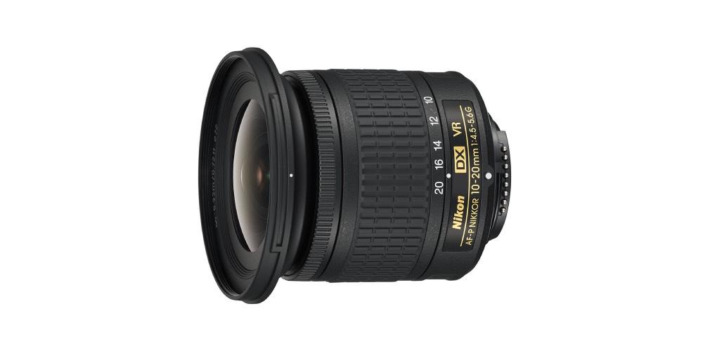 Nikon AF-P DX NIKKOR 10-20mm f/4.5-5.6G VR Lens Image